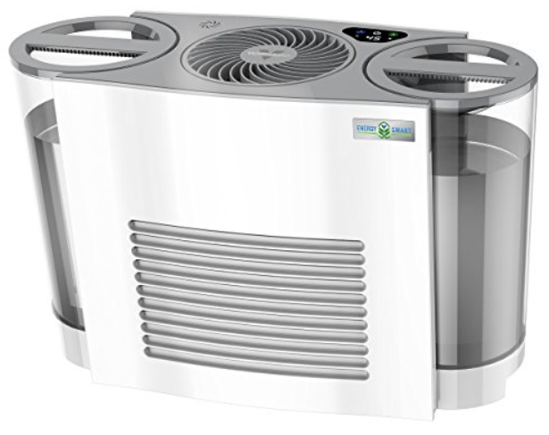 Vornado EVDC500 Energy Smart Evaporative Humidifier with Automatic Shut-Off