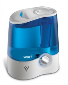 Vicks Ultrasonic Cool Mist Humidifier