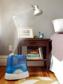 5 best humidifiers for your bedroom