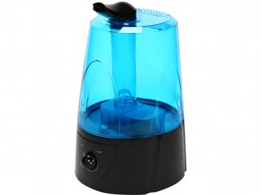 Rosewill Black Quiet Operated Filterless Ultrasonic Humidifier